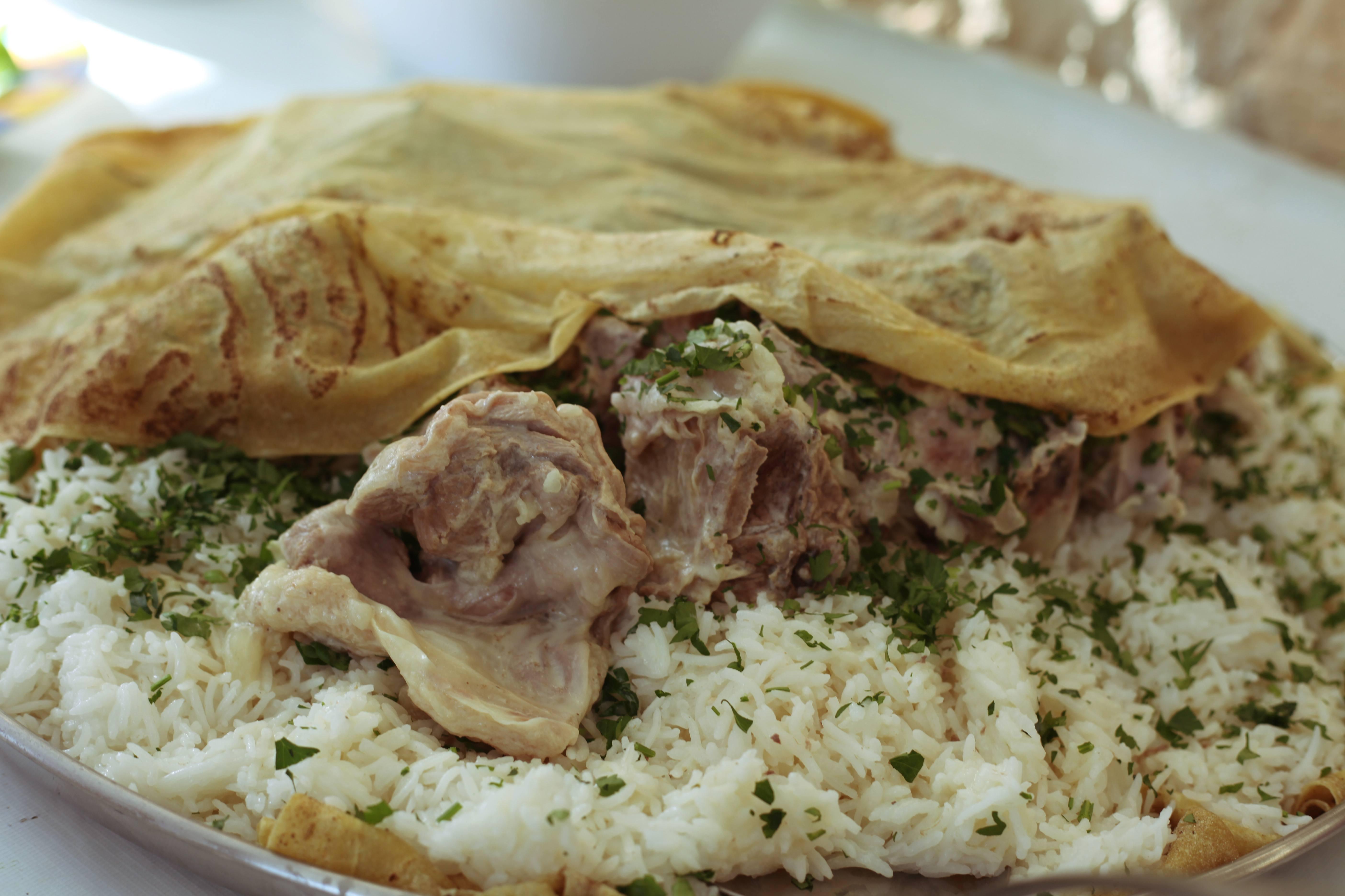 Jordanian Food Jordan in Ten Dishes