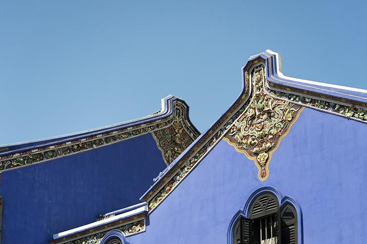 Penang Blue House