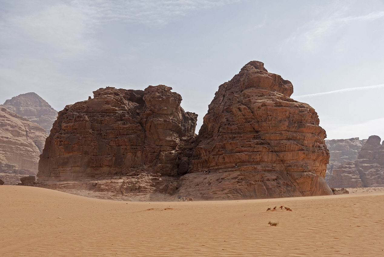 wadi rum landscapes photo story 3