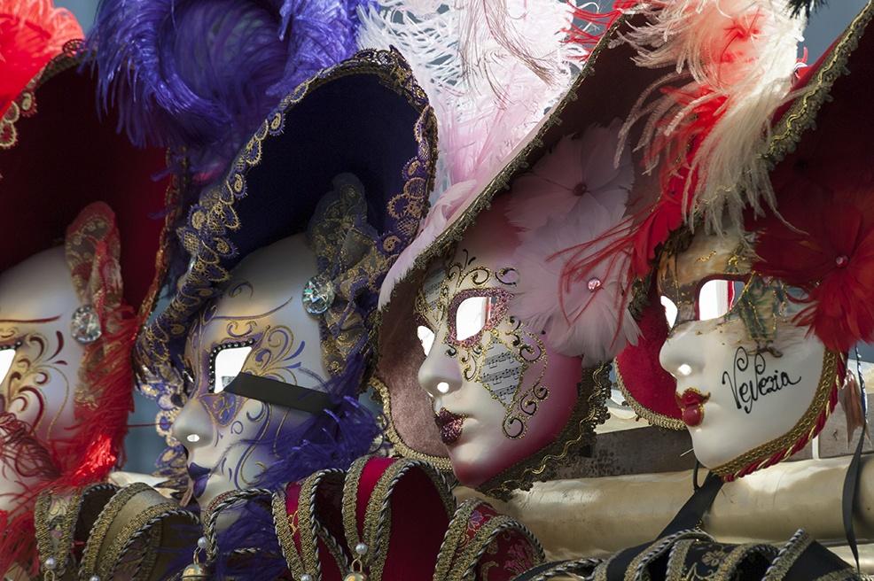 carnevale di venezia masks