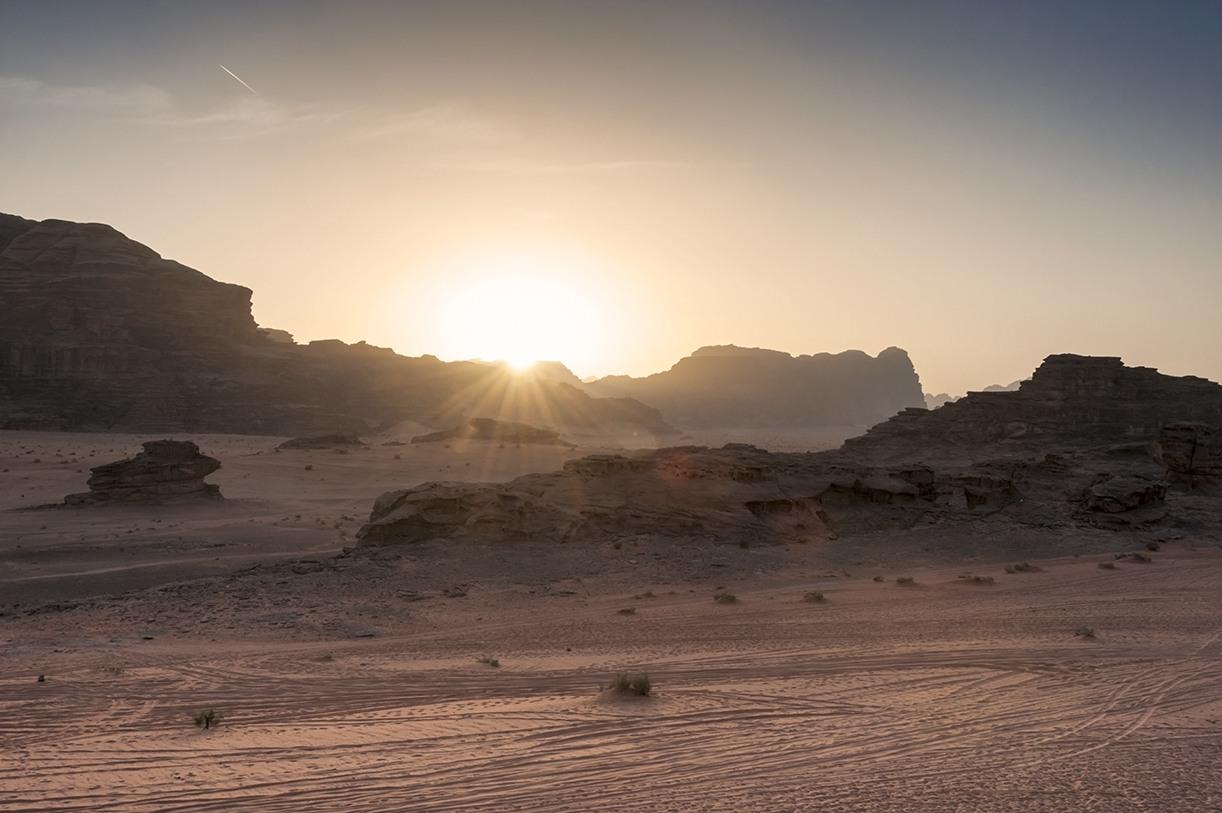 Adventure Activities In Wadi Rum
