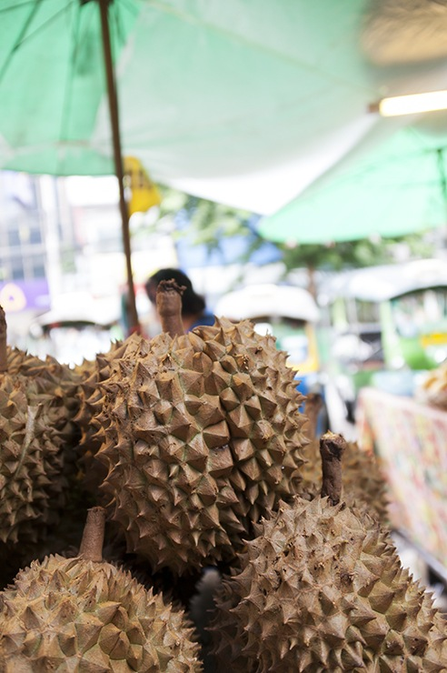Durian, the one and only King of Fruit