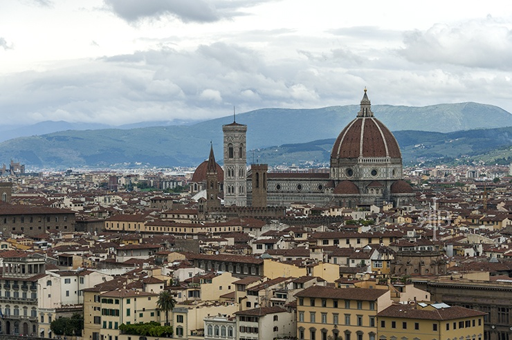 Florence Duomo Complete