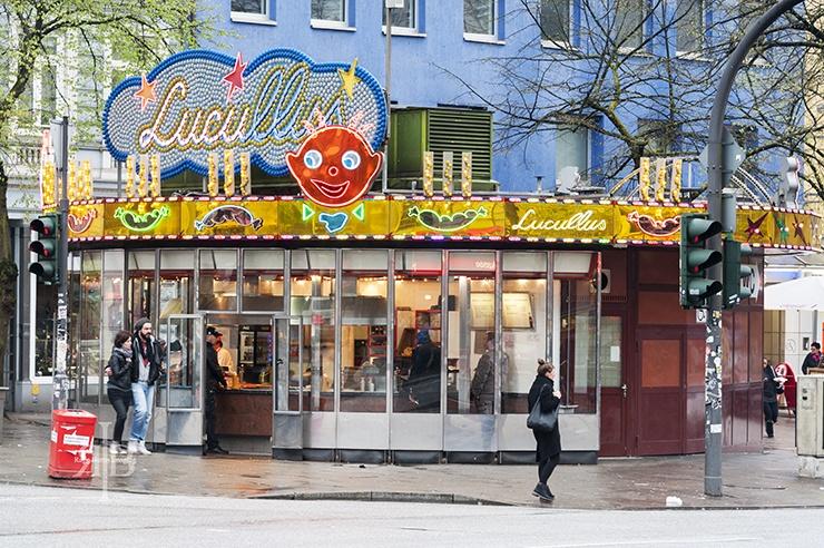 Hamburg St Pauli Tour Lucullus Currywurst