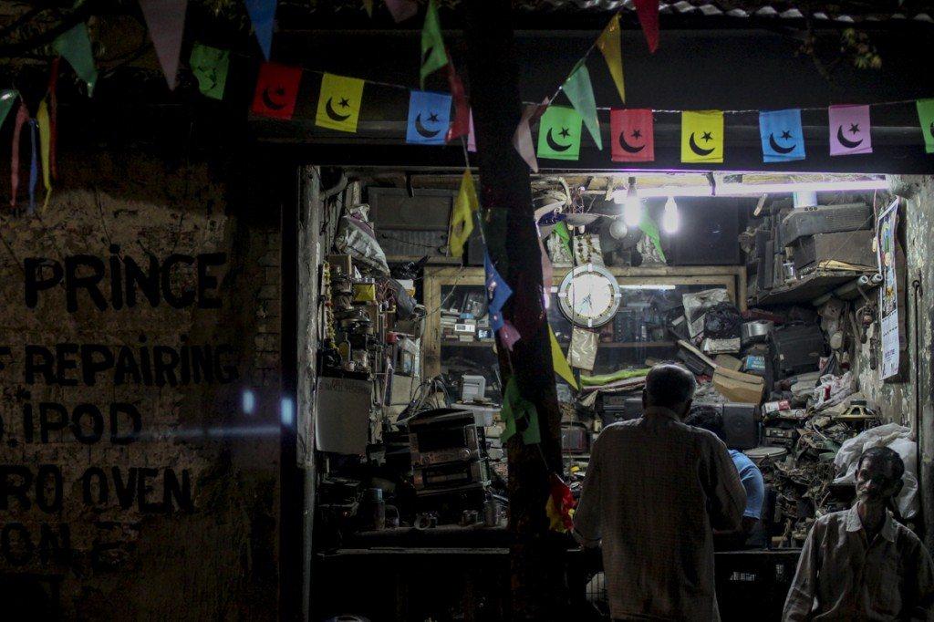 Calcutta repair shop