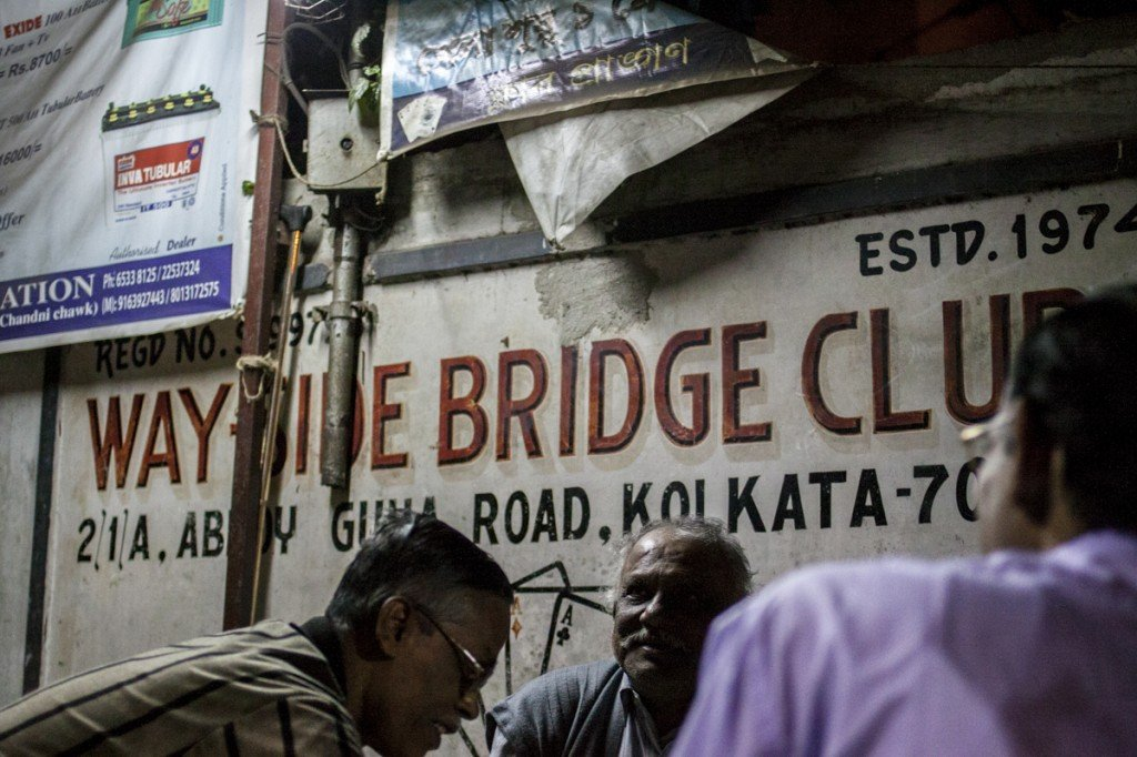 Calcutta bridge club