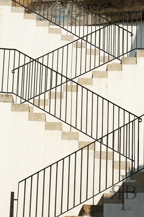 Porto Cross Stairs