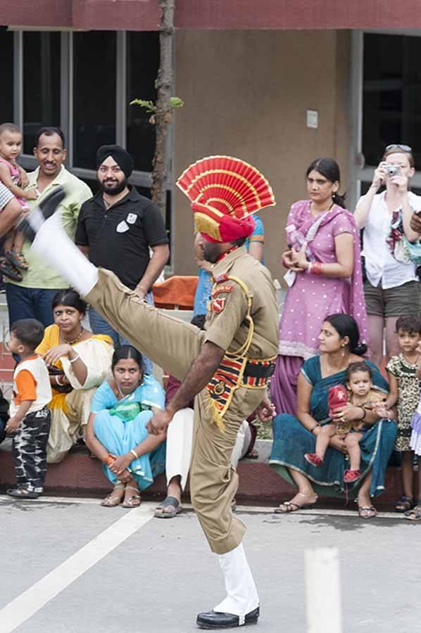 India-Indo-Paki-Boarder