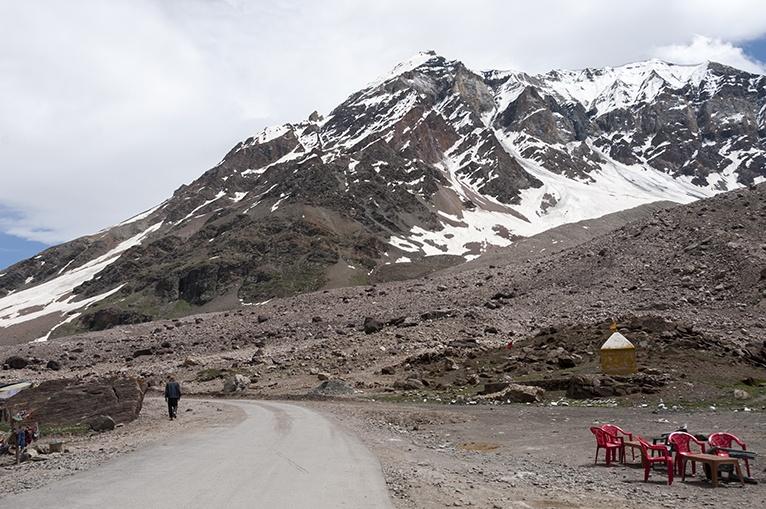 India Manali-Leh Road