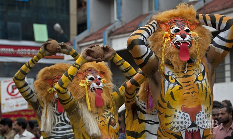 India Pulikkali tiger three