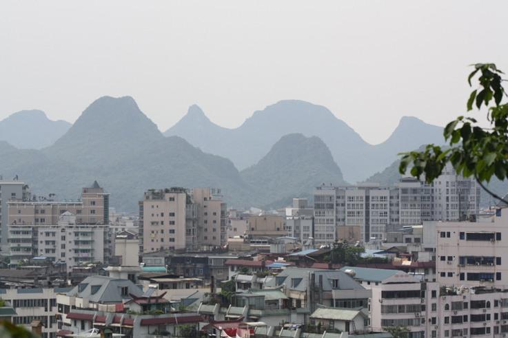 Guilin to Yangshuo city