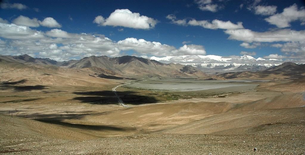 Karakoram Highway View