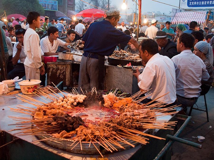 Kashgar Food Karakoram Highway
