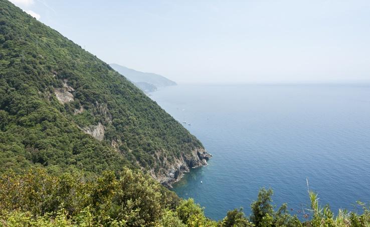 la francesca coastline