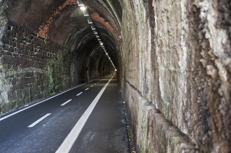 la francesca Tunnel