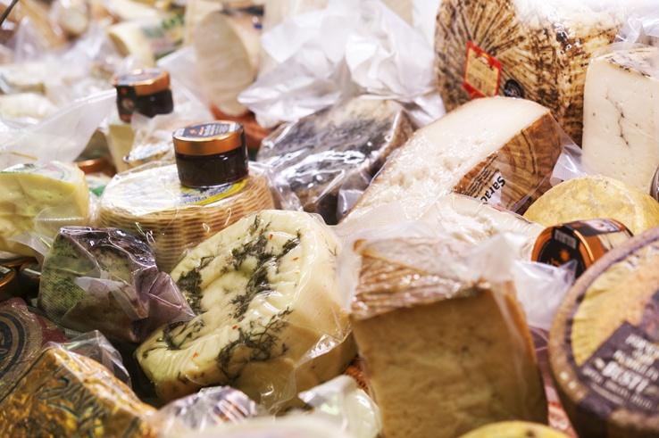 Sorrento Food Tour Cheese