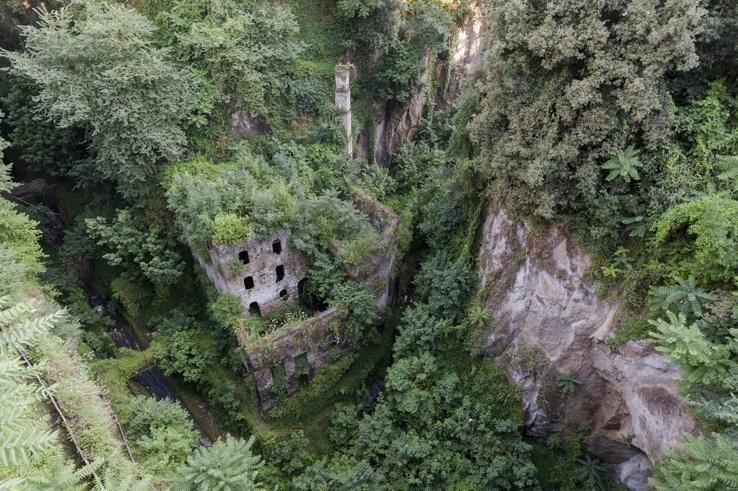 Italy Sorrento Valle Dei Mulini