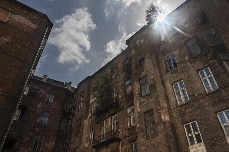 Adventure Warsaw Abandoned Building