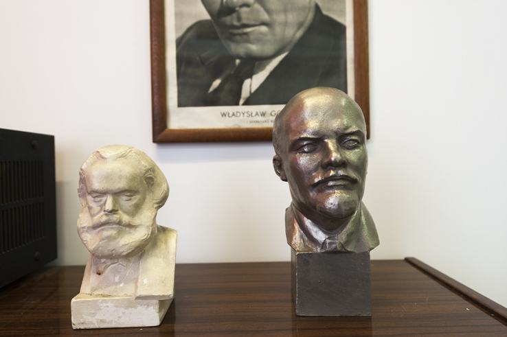 Adventure Warsaw Busts
