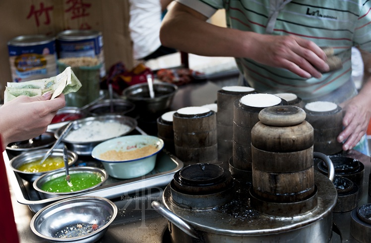 things to do in Xian Rice Sweets