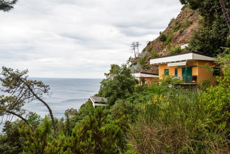 house and view la francesca