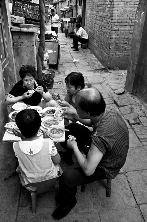 lunch hutong beijing
