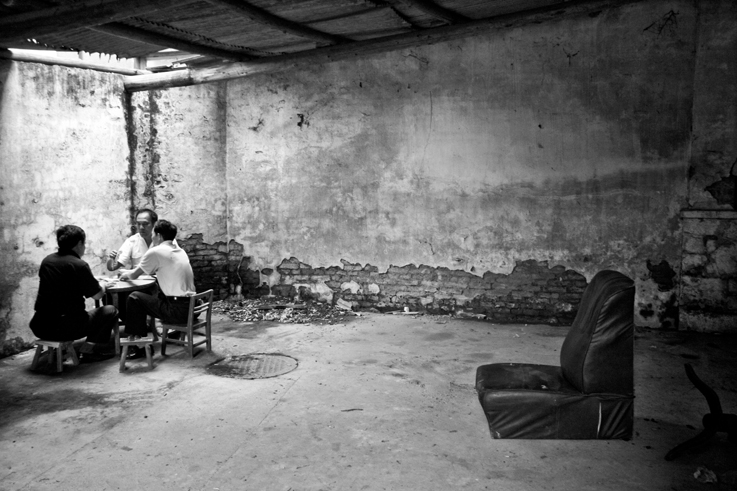 playing cards hutong