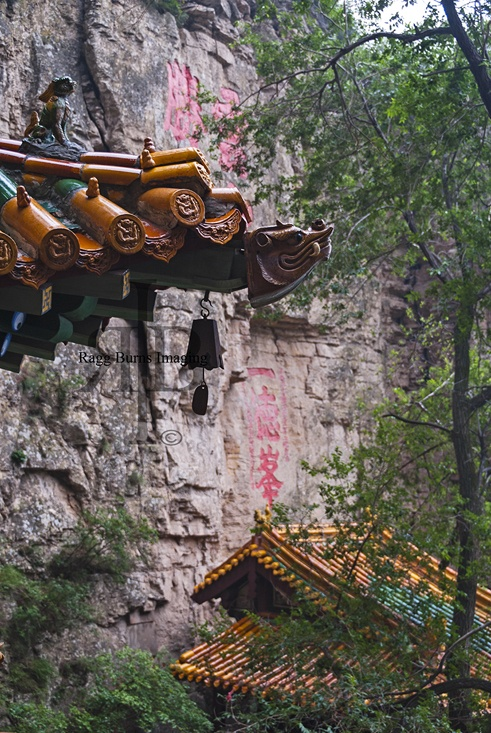 Heng Mountain Temple Datong
