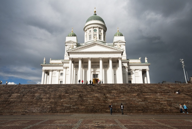 Free things to do in helsinki Cathederal 2