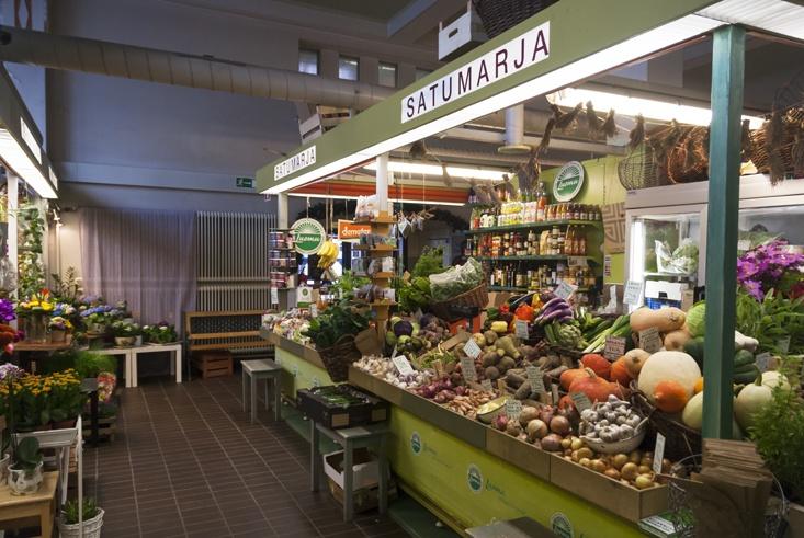 Free things to do in helsinki market