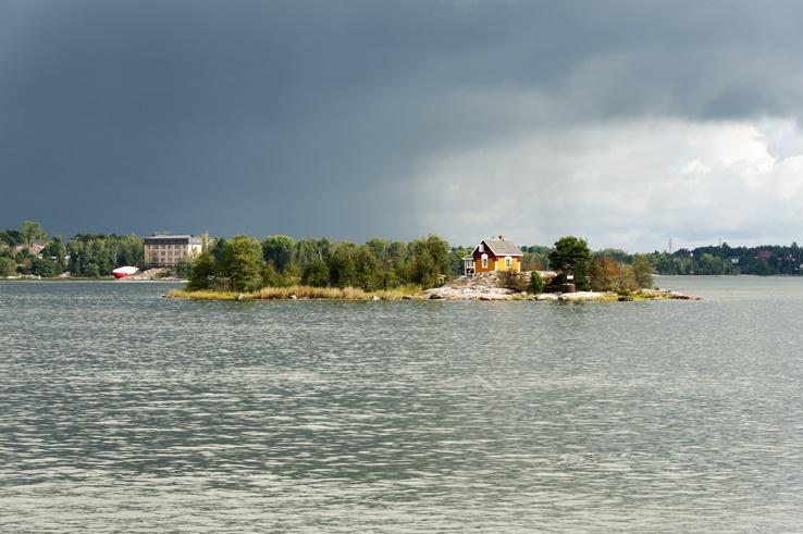 suomenlinna Island House