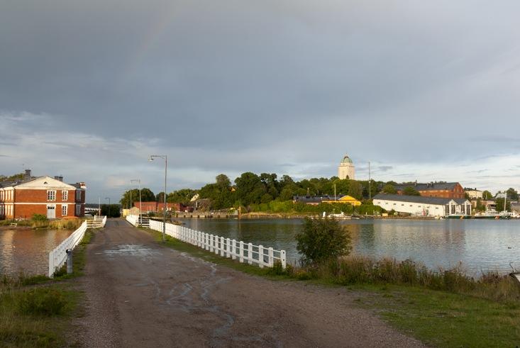Suomenlinna Island Bridge