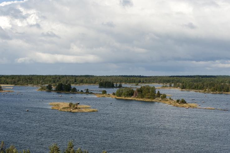 Kvarken Archipelago De Geer Moraine