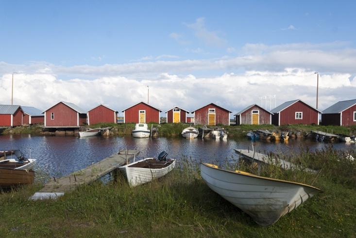 Vaasa Kvarken Fishing Huts