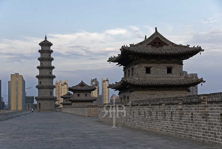 five things to see in datong city walls
