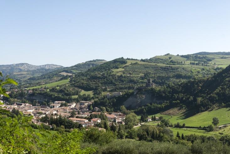 Borghetto di Brola village