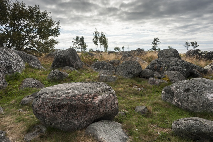 Maakalla Island Meeting Rock