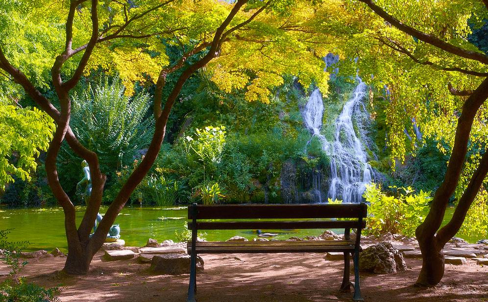 Margaret Island Japanese Gardens