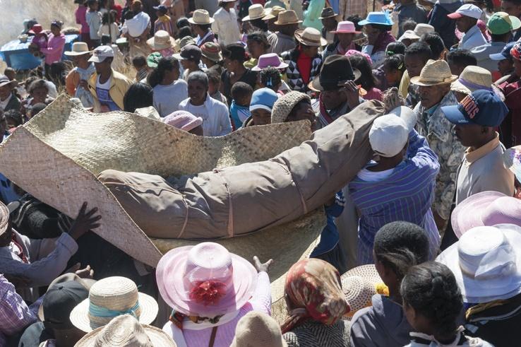 Madagascar Famadihana Body