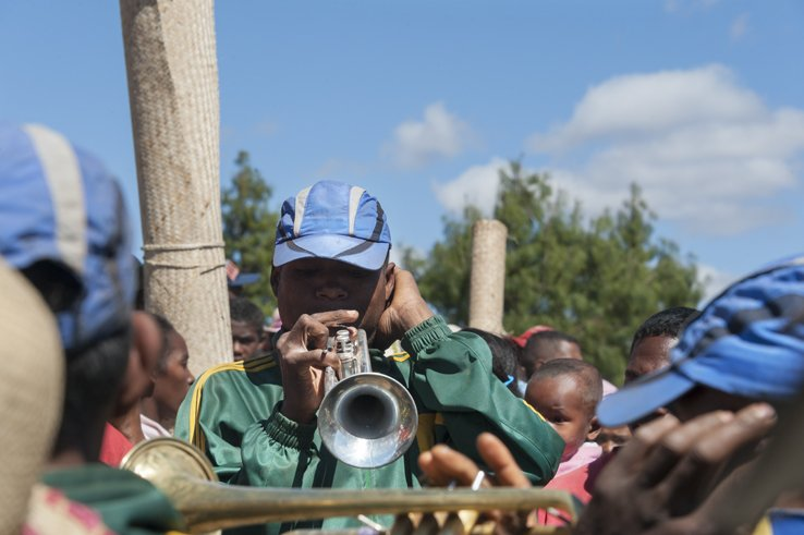 Madagascar Famadihana Trumpet