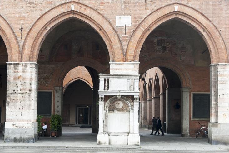 visit Cremona Arches