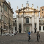 Mantua by bike, between art and nature