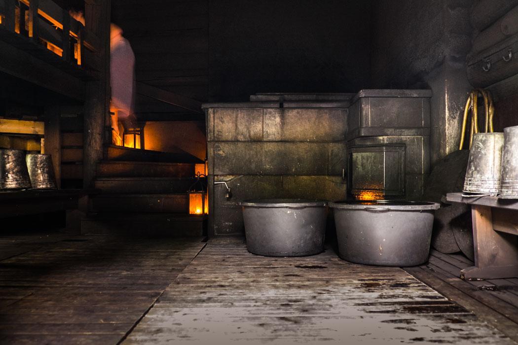weird finnish events sauna