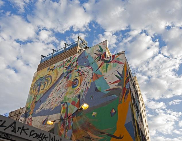 Athens street art monastiraki