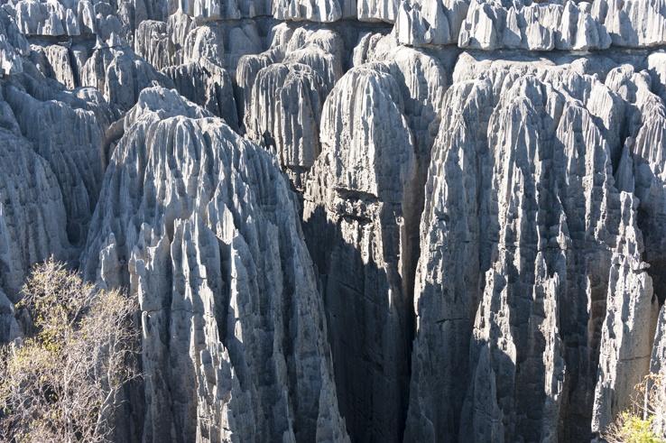 Tsingy de Bemaraha Limestone