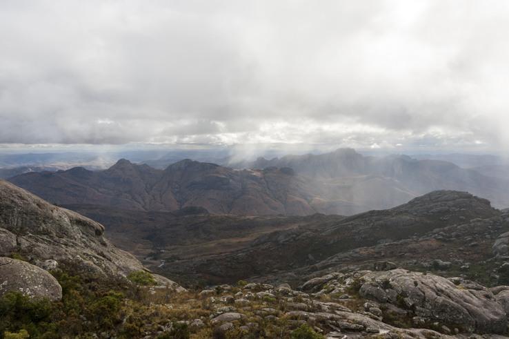 Climbing Pic Boby Cloudy