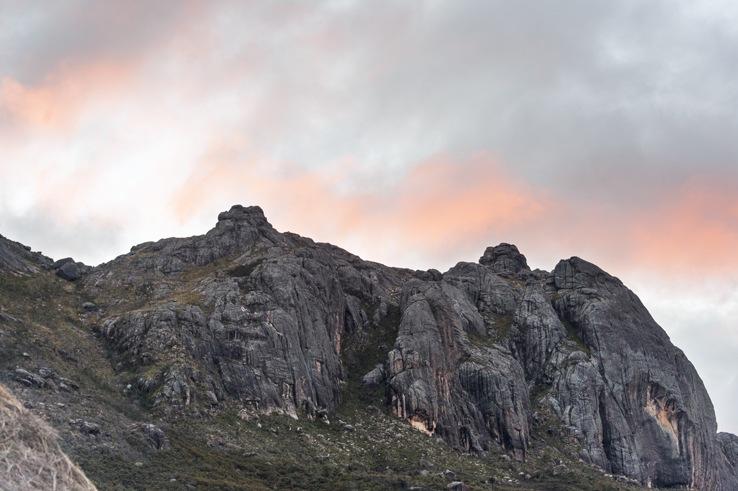Climbing Pic Boby Sunset Rocks