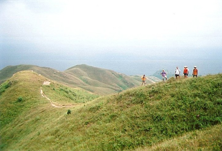 hiking hong kong hills