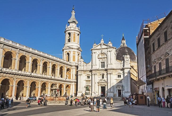 loreto Church Square
