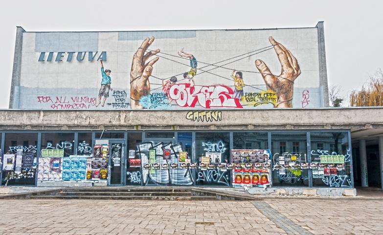 alternative vilnius street art